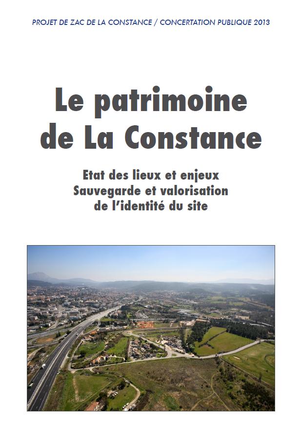 Le patrimoine de La Constance